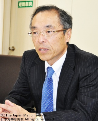 宮崎カーフェリー社長・穐永一臣氏