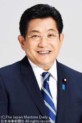 国土交通副大臣・塚田一郎氏