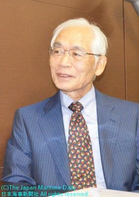 日本関税協会理事長・髙橋厚男氏