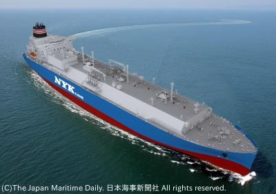 新造船3隻は20-21年に竣工予定(完成予想イラスト)