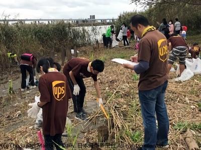荒川などでの清掃活動