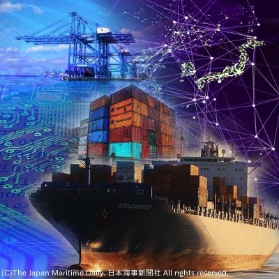 デジタル革命が海事産業を大きく変えようとしている(イメージ)