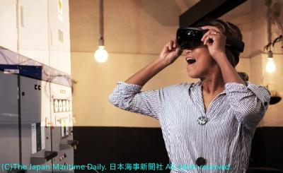 Hololensのイメージ画像