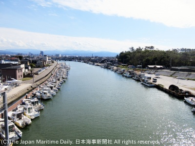 「海のある風景」しょうゆとみなとまち金沢