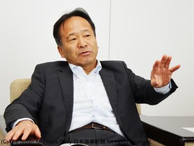 商船三井フェリー社長・大江明生氏