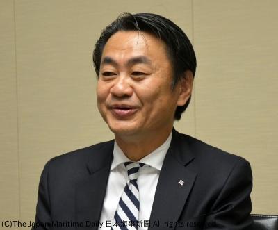 日本郵船経営委員・梅原慎史氏