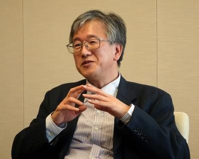 日本郵船経営委員・鈴木英樹氏