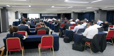 福岡市で開かれた通常総会