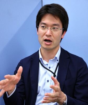 経済産業省商務情報政策局情報経済課課長補佐・河野孝史氏