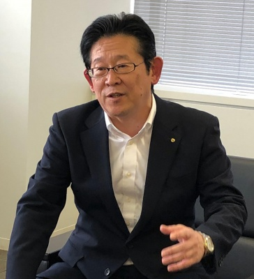日本通運執行役員・長嶋敦氏