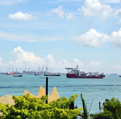 【海の日特集・海運・造船編】エネルギー市場に挑む/「海の日」にナショナルセキュリティーを考える(1面)