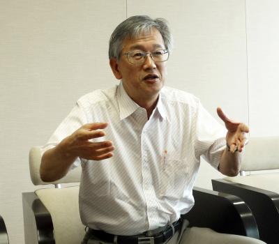 日本郵船経営委員デジタライゼーショングループ長・鈴木英樹氏
