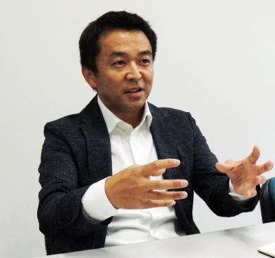 NAPAジャパン社長兼NAPA副社長・水谷直樹氏