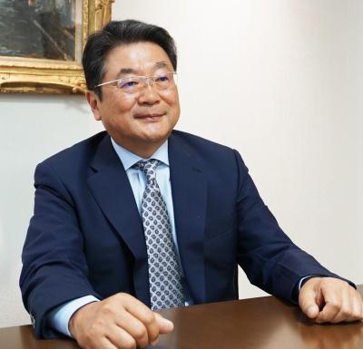 安保商店社長・安保雅文氏