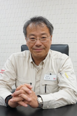 廣瀬取締役