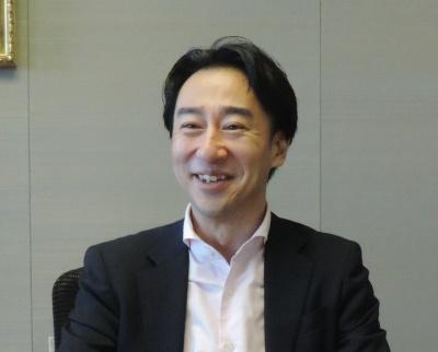 マルコペイ社長兼CEO 藤岡 敏晃さん