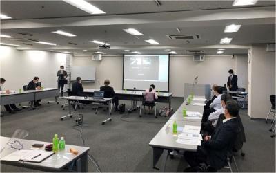 名古屋商工会議所ではCO2排出削減を紹介