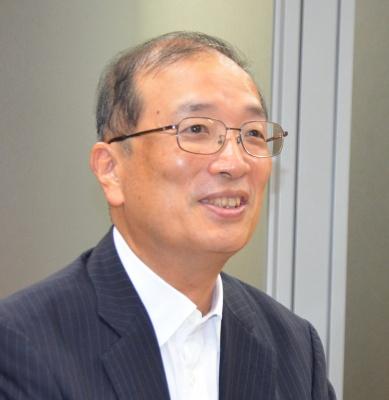 共栄タンカー社長 高田 泰氏