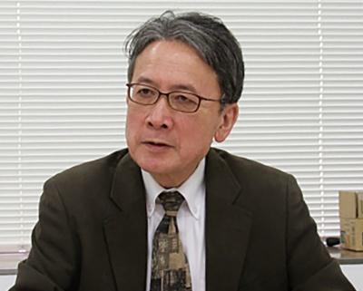 日本海事新聞社顧問 L-Tech Lab代表 菊田  一郎氏