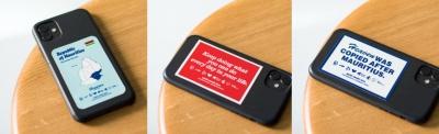 ステッカー3種 FSC(国際的な森林認証制度)認証紙を使用