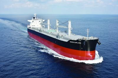 伊藤忠は保有船事業の拡充に力を入れる