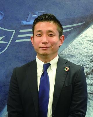 マースク北東アジア地区CEO 西山 徹氏