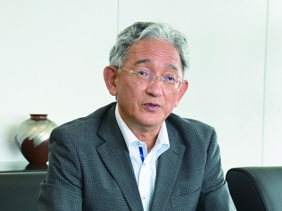 商船三井ロジスティクス社長 八嶋 浩一氏