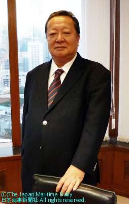 Head of Hong Kong Branch Mitsubishi Corporation RtM International・上本裕一氏