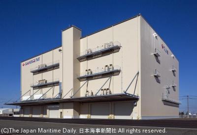 東北地区で2拠点目となる「八戸港定温物流センター」