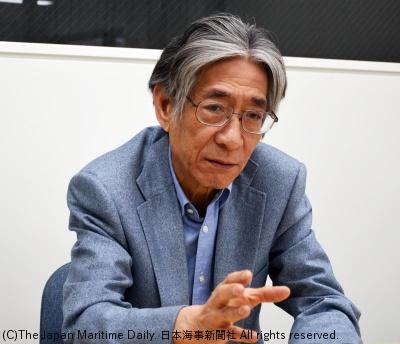 クラークソン・プラトー・ジャパン代表取締役・ロバート・チエ氏