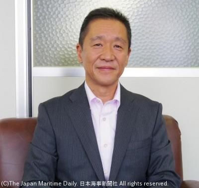 輸出入営業一本化で顧客利便性を重視するエバーグリーン大阪支店の川本支店長