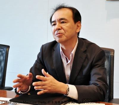 日本政策投資銀行企業金融第4部長・熊谷匡史氏