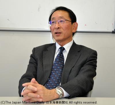 WWL日本支店社長・坂井基憲氏
