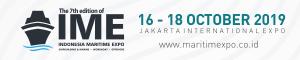 2019 INDONESIA MARITIME EXPO スモール
